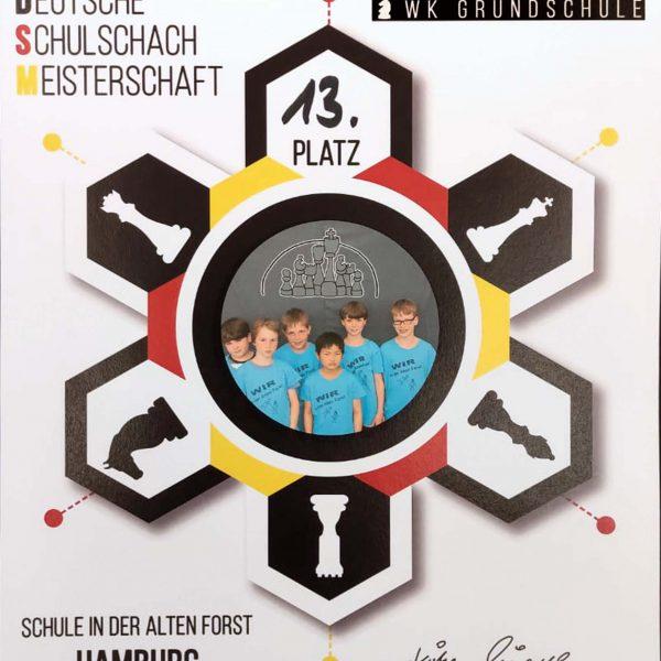Deutsche Schulschach Meisterschaft